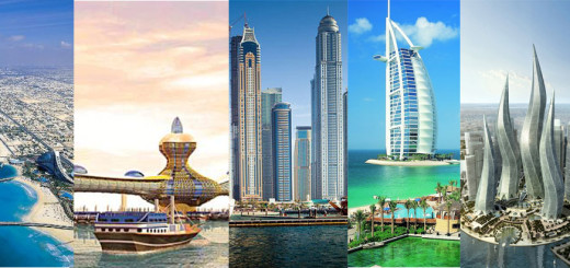 10 Places To Visit In Dubai-Beautiful Global