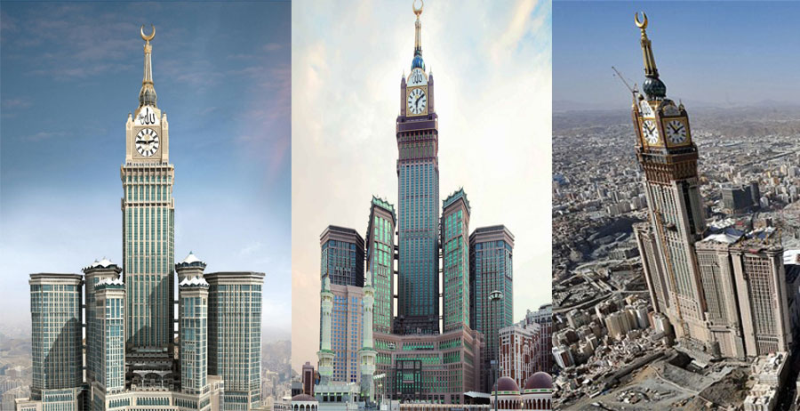 Abraj-Al-Bait-Clock-Tower-BeautifulGlobal