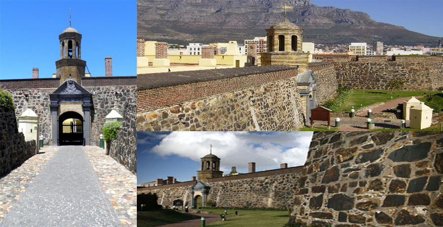 Castle-Of-Good-Hope,-South-Africa