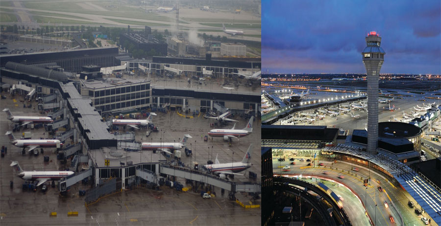 Chicago-O Hare-International-Airport-BeautifulGlobal