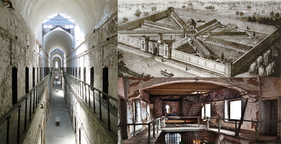 Eastern-State-Penitentiary,-Pennsylvania-USA