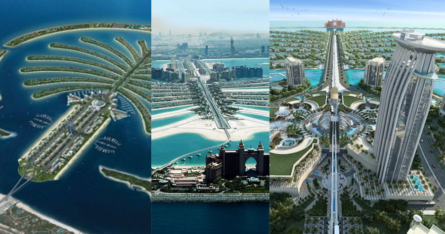 Palm Jumeirah - Beautiful Global