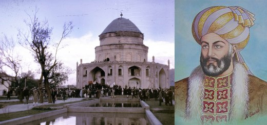 Ahmad-Shah-Durrani-Mausoleum