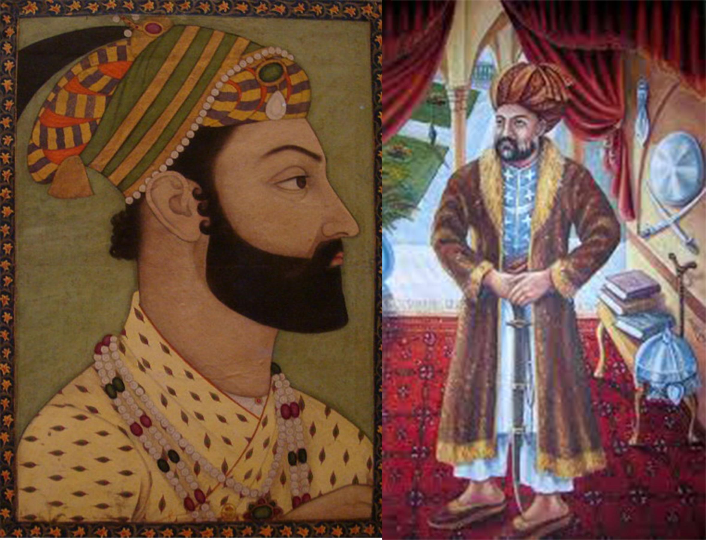 Ahmad-Shah-Durrani-Pictures