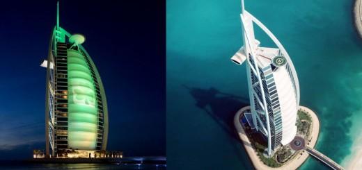 Burj Al Arab Top 5 ViewsBurj Al Arab Top 5 Views