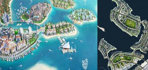 Deira Island Of Dubai