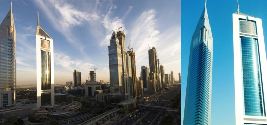 Greatest Emirates Towers In UAE