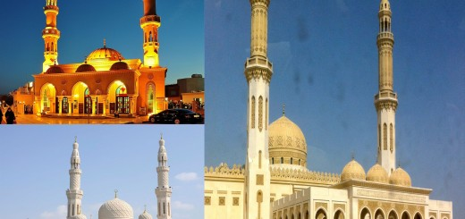 Most Beautiful Mosque In Dudai - Jumeirah Mosque