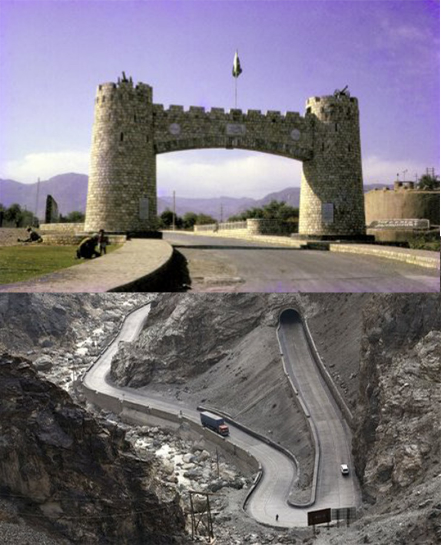 Khyber Pass - Spin Ghar Mountains Pass