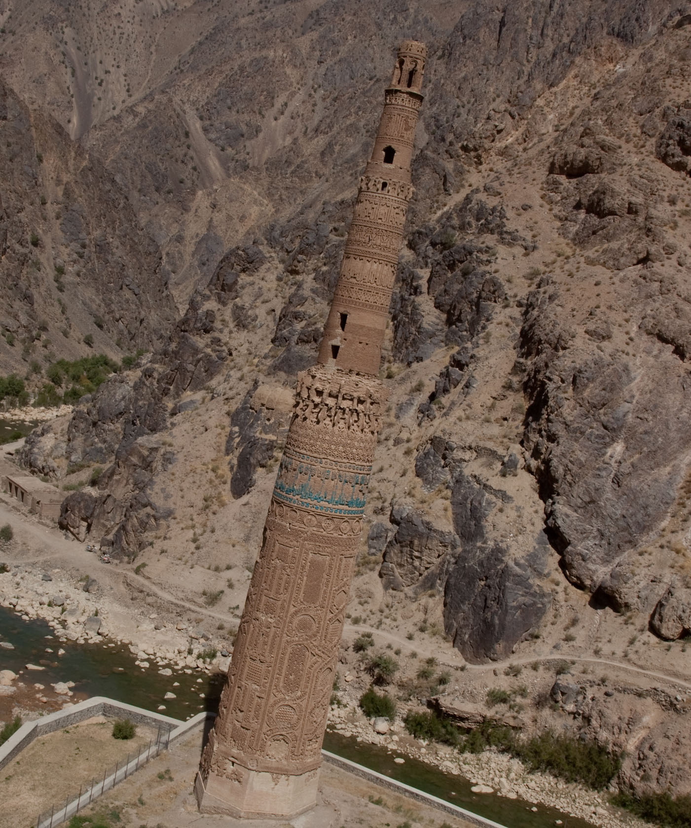 Minaret Of Jam Afghanistan - World Heritage Site