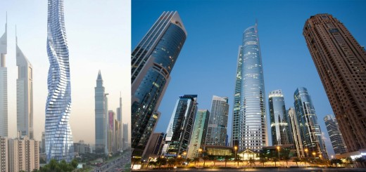 The Biggest Towers Of Dubai