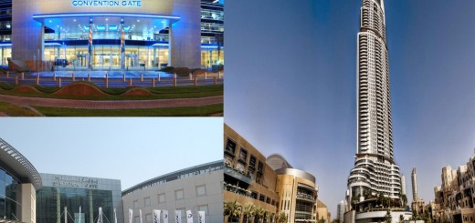 Top Views Of Dubai International Convention Centre