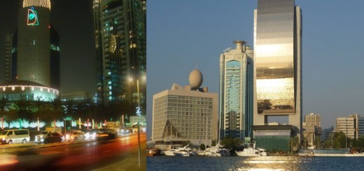Top Views Of Etisalat Tower Dubai
