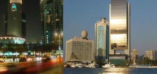 Top Views Of Etisalat Tower Dubai
