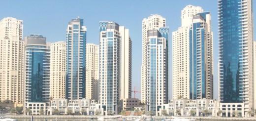 Top Views Of Marina 1 Dubai