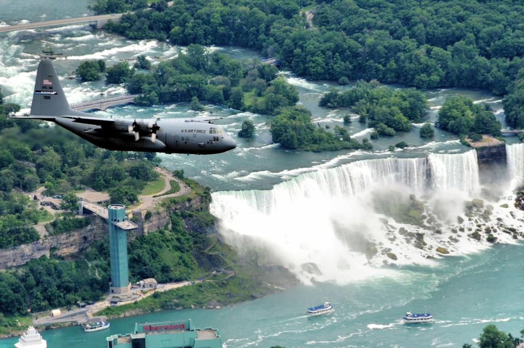 Niagara Falls - The Beautiful Waterfall Between Canada And The United States