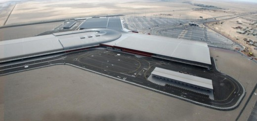 Al Maktoum International Airport 4th Biggest Airport Project Are In Progress In Dubai