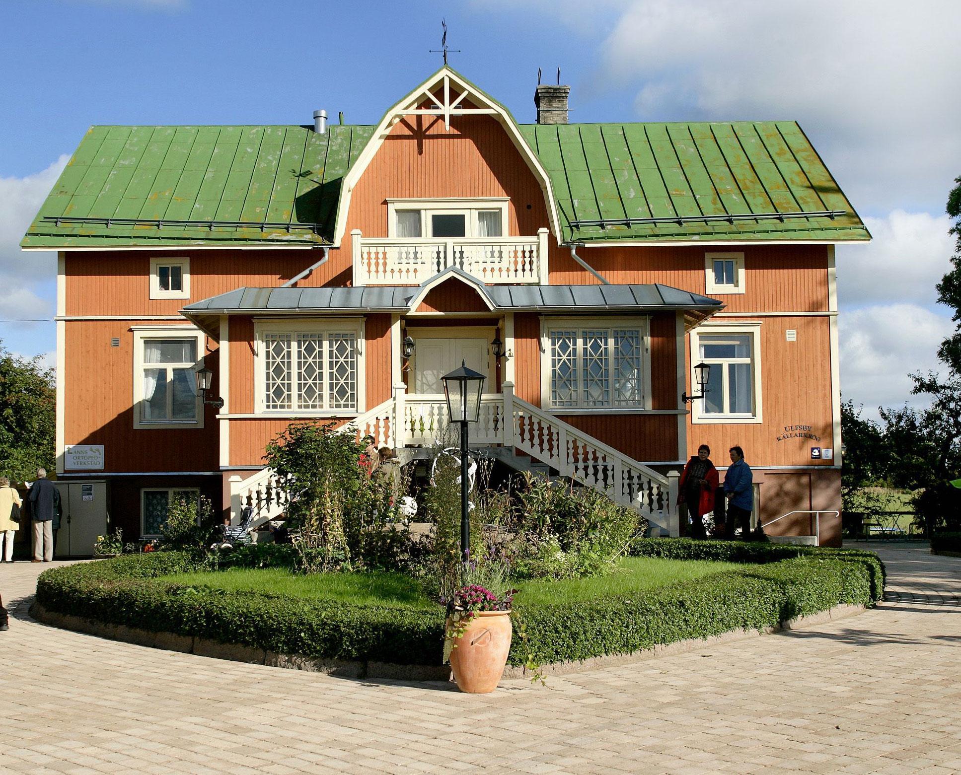 Aland-Museum-Building