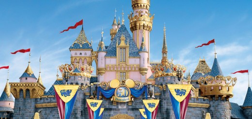 Castle-Front-View-Disneyland Cover