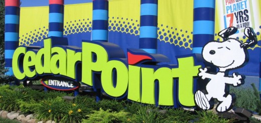 Cedar Point, Second Oldest Operating Amusement Park In Sandusky, Ohio, United States