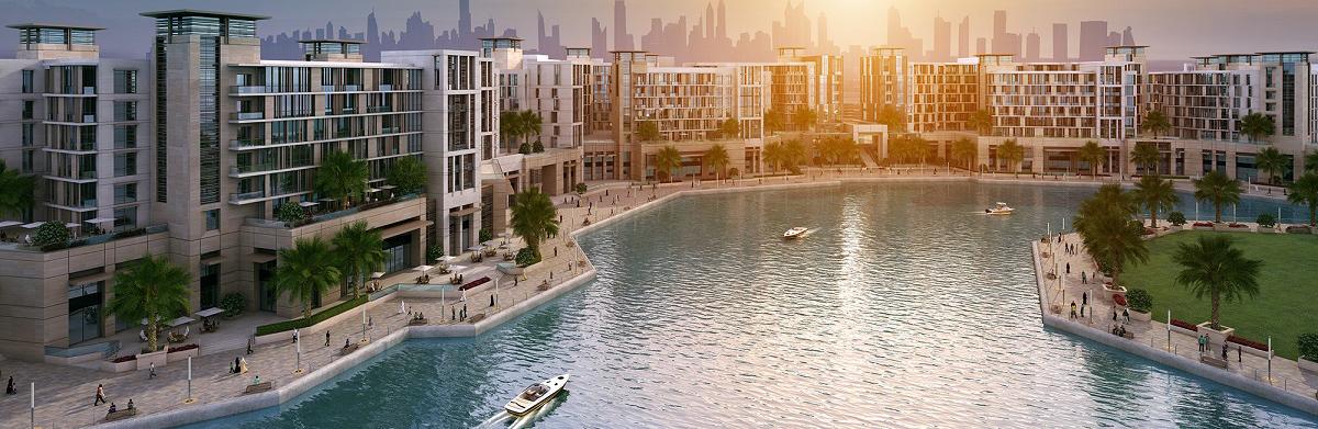 Culture Village Project In Progress In Dubai United Arab Emirates (1)