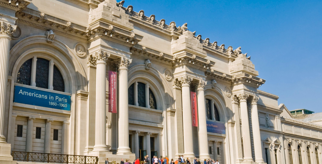 Metropolitan Museum Of Art In United States Of America