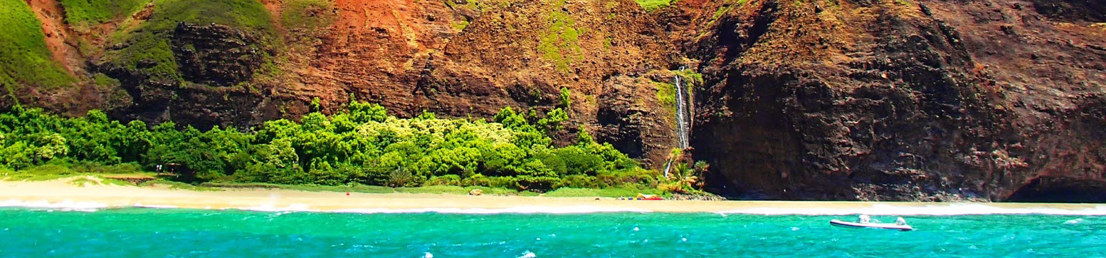 Na Pali Coast State Park Hawaiian Island - Beautiful Global