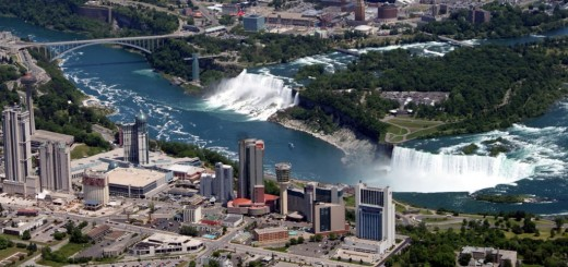 Niagara Falls - The Beautiful Waterfall Between Canada And The United States