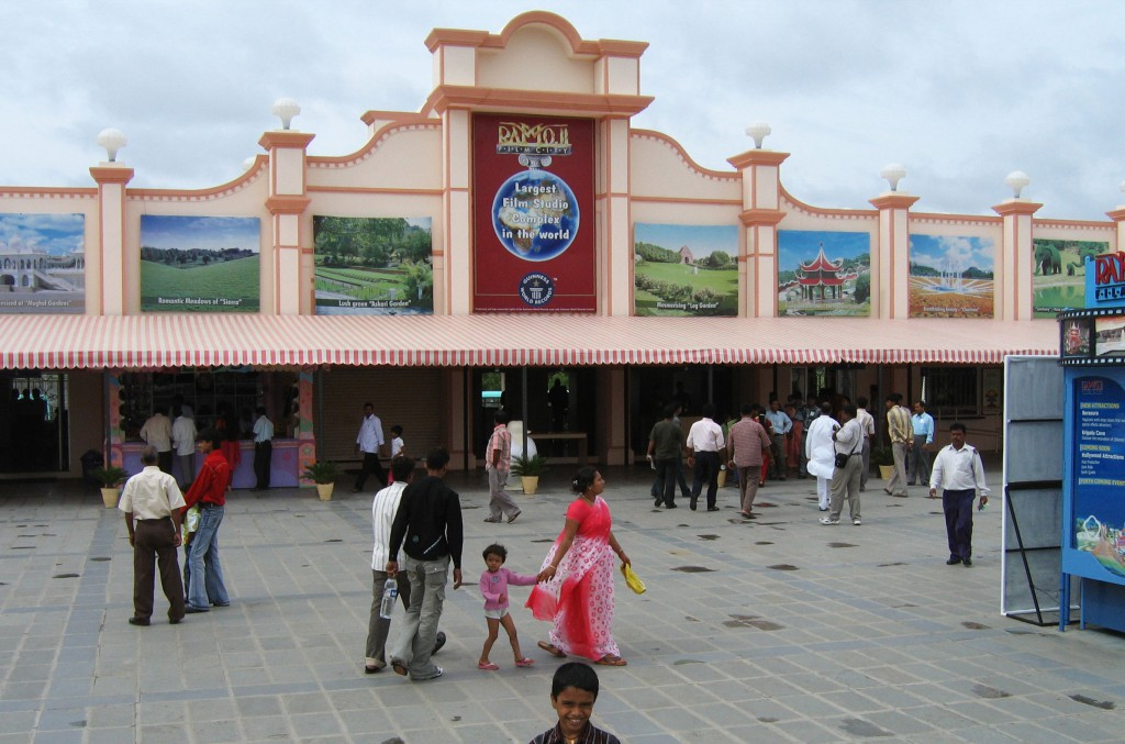 The Beautiful Ramoji Film City In India