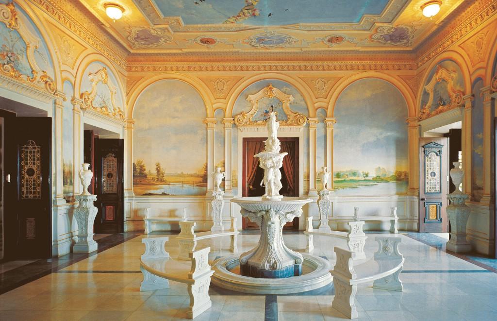 Taj Falaknuma Palace - The Finest Palace Of Andrea Palladio Style In Hyderabad, Telangana, India