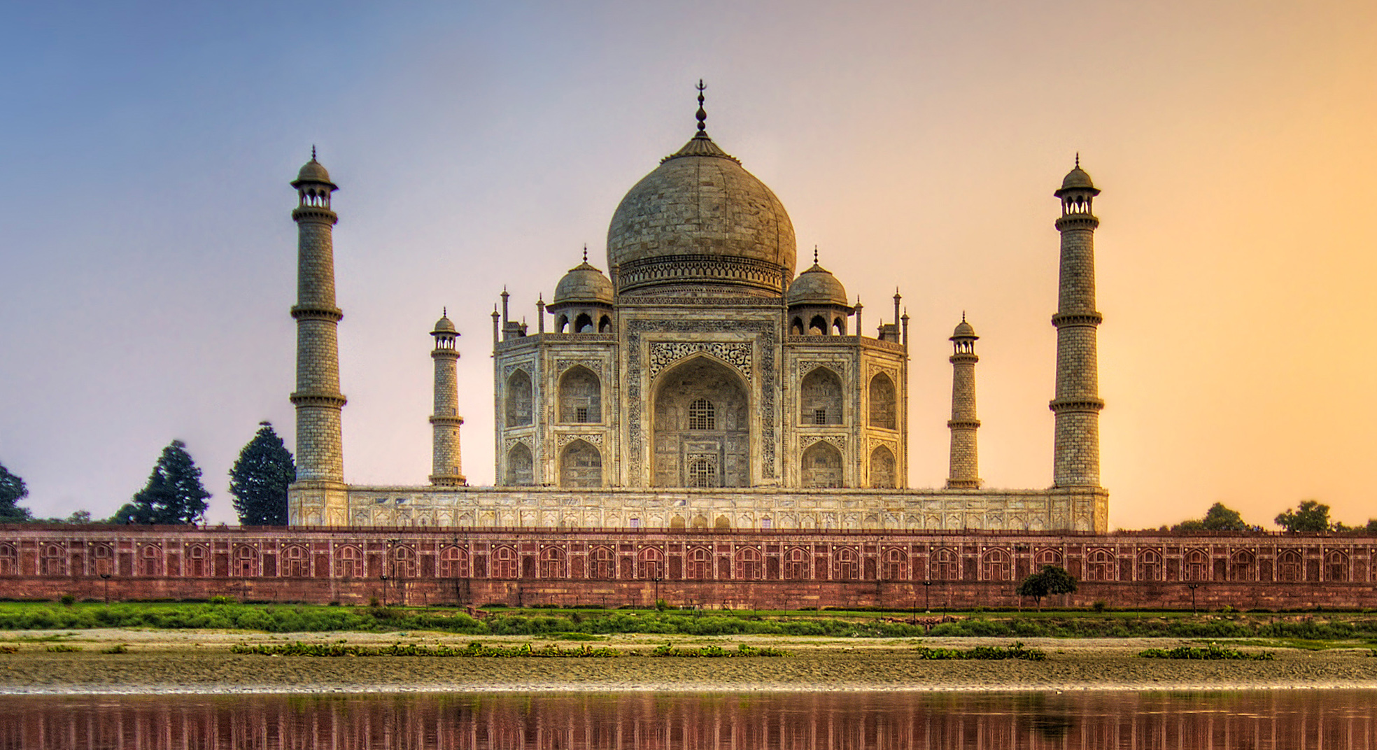 Taj Mahal Amazing Building With Great Facts On This Planet
