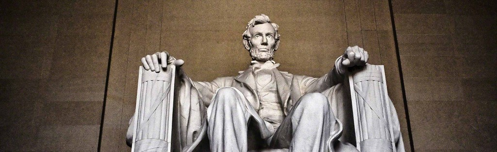 The Lincoln Memorial American National Monument Abraham Lincoln United States