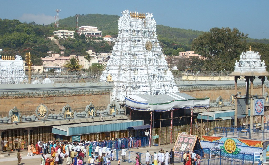 Tirumala Sri Venkateswara - Richest Temple In Andhra Pradesh India
