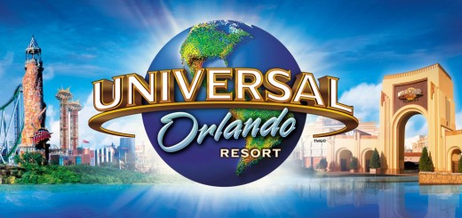 Universal Orlando, The Largest Theme Park Resort In Orlando, Florida, USA