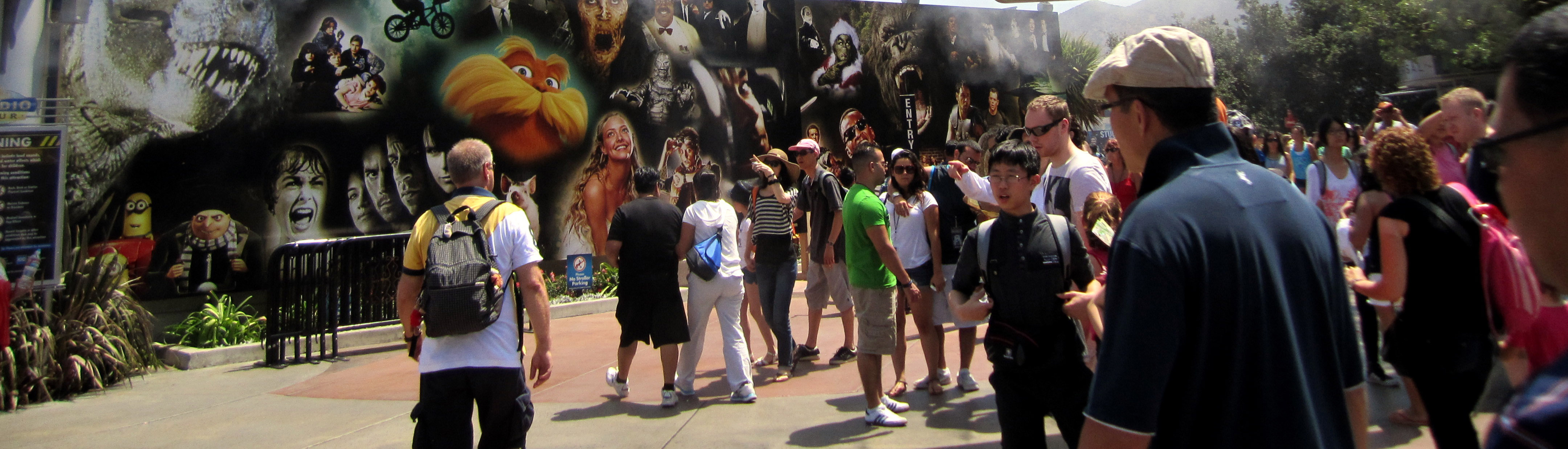 Universal Studios Hollywood and Theme park- Los Angeles, California (1)