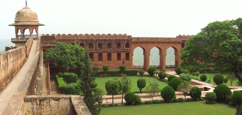 The Beautiful Jaigarh Fort Jaipur, Rajasthan, India