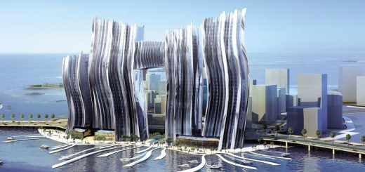 The Lagoons Completed In 2015 - Dubai Project