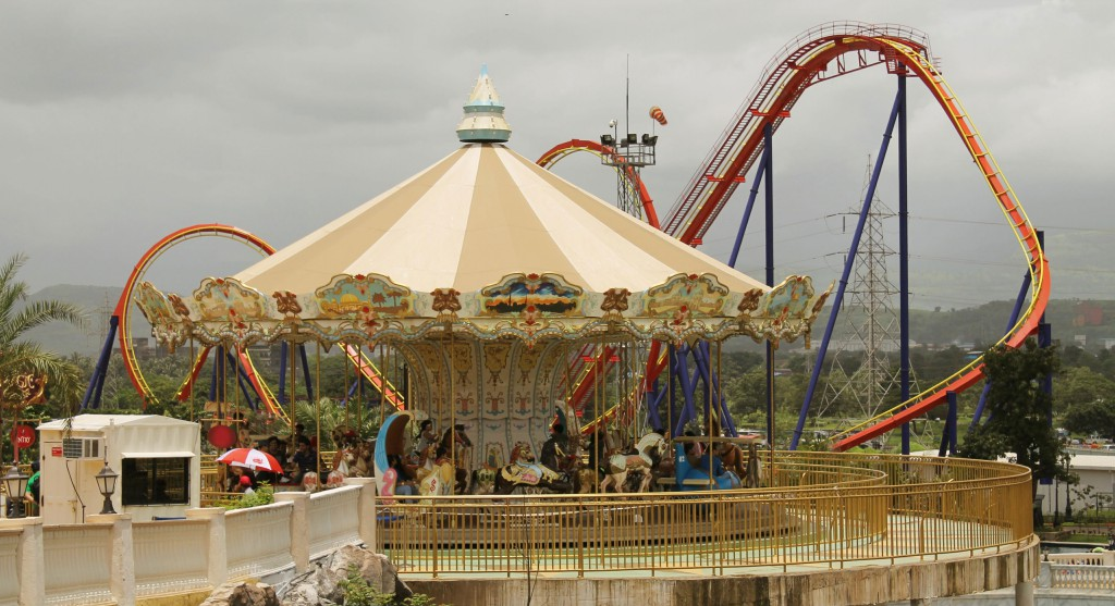 Adlabs Imagica - India's First And International Standard Theme Park In Khopoli, Mumbai, India