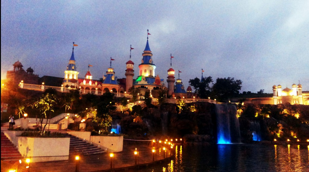Adlabs Imagica - India's First And International Standard Theme Park In Khopoli, Mumbai, India