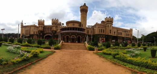 Bangalore Palace - Rev. J. Garrett - Karnataka, India