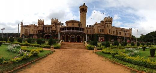 Bangalore Palace - Rev. J. Garrett - Karnataka, India