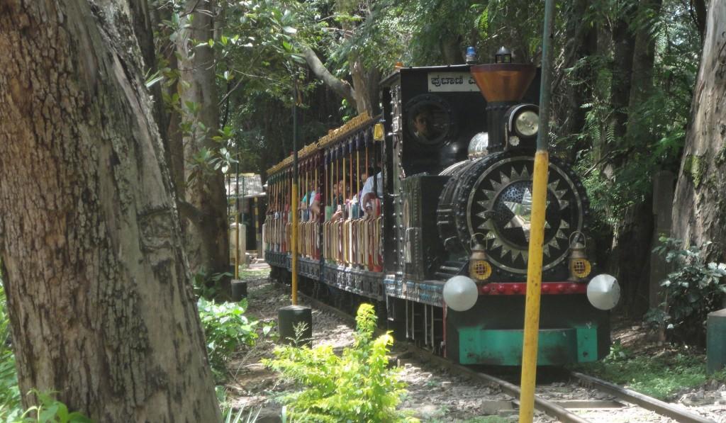 Beautiful Cubbon Park - Bangalore City Central Administrative Area