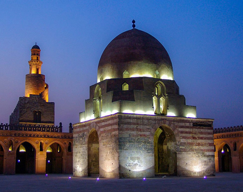 Beautifull-Night-View-Of-Mosque