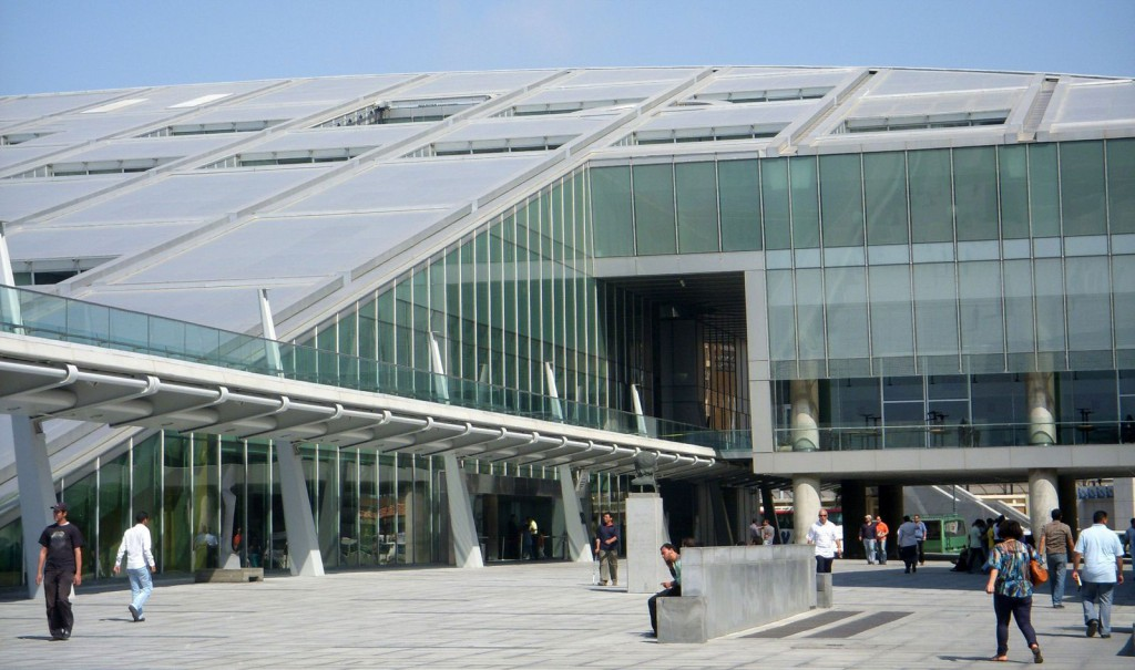 Bibliotheca Alexandrina - A Major Library And Cultural Center In Egypt