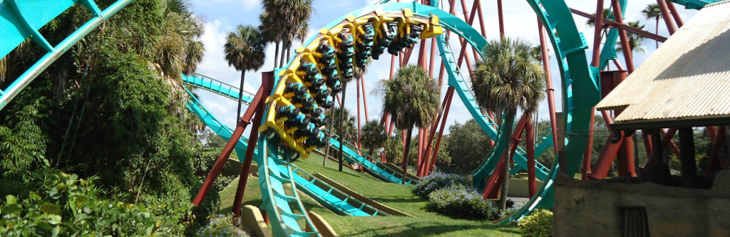 Busch Gardens Tampa - African Themed Animal Theme Park - Florida (4 ...