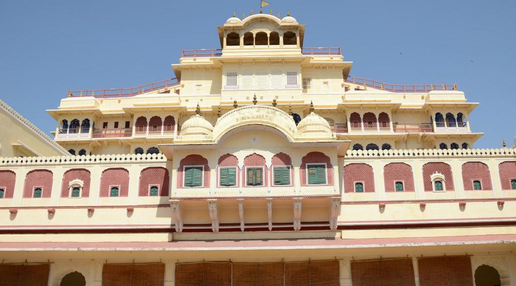 City Palace Jaipur, India