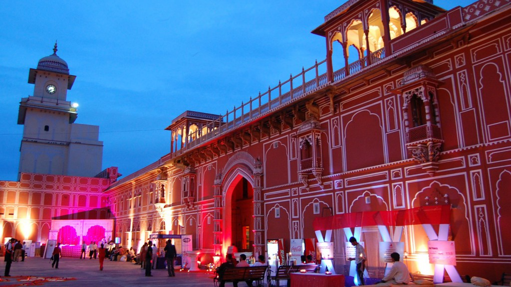 City Palace Jaipur, India