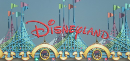 Disneyland Adventure Park In Los Angeles, California, U.S.A