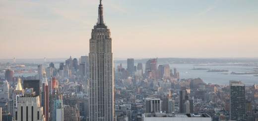 Empire State Building - World's Tallest Building In New York City, United State