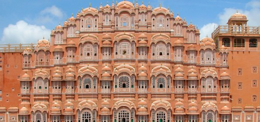 Hawa Mahal - Beautiful Palace In Jaipur, India